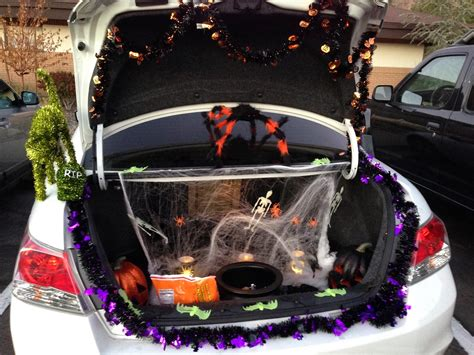 halloween trunk  treat