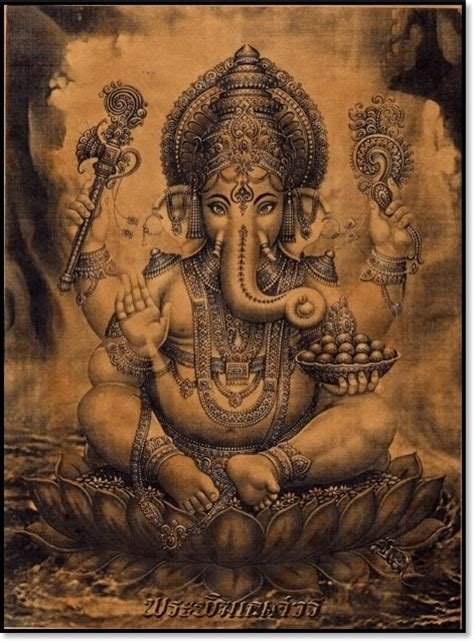 ganesh tattoo mexico 107 best images about ganesha on pinterest