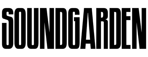 Soundgarden Logo / Music / Logonoid.com