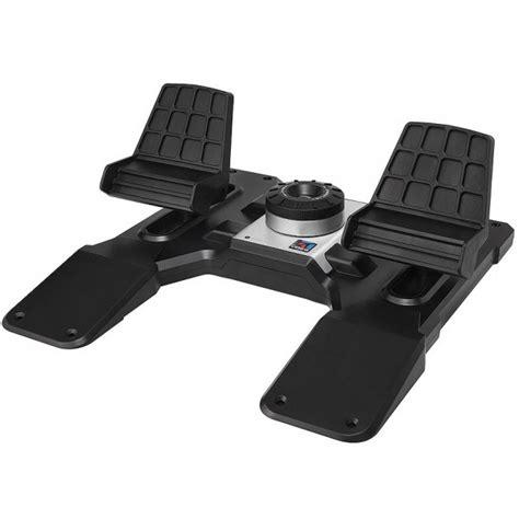 Saitek Pro Flight Rudder Pedals saitek cessna pro flight simulation rudder pedals