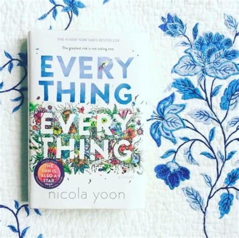 libro everything everything everything everything by nicola yoon everything everything libros