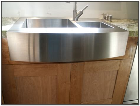 How To Install A Stainless Steel Kitchen Sink 100 How To Install An Apron Kitchen Sink New Stainless Stee Franke Fireclay Kitchen Sinks Kraus