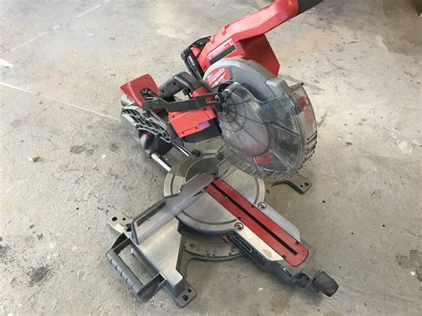 woodworking show milwaukee milwaukee s new cordless miter saw power shadows and