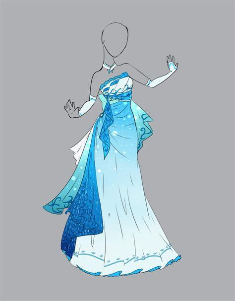 design art wear outfit adopt 17 closed by scarlett knight on deviantart