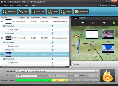 converter youtube to dvd youtube to dvd how to convert and burn youtube video to dvd