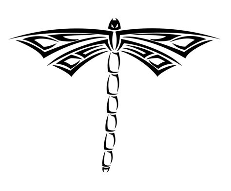 tribal dragonfly tattoo pictures dragonfly tattoos designs ideas and meaning tattoos for you