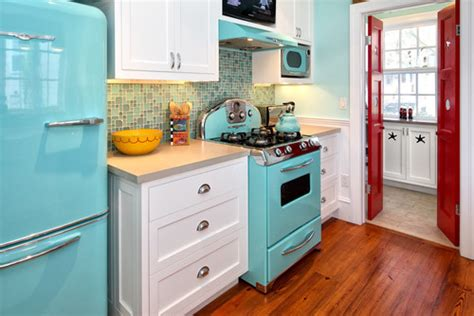 fun kitchen appliances cool and beautiful retro stoves trying to balance the