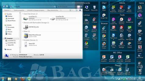 bagas31 windows soft7 2 0 cool aero theme for windows 7 bagas31 com