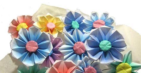 Origami Gerbera - origami maniacs origami gerbera flower