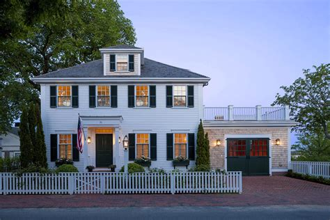 Dutch Colonial Homes by Colonial Style House Exuding Calmness By Patrick Ahearn
