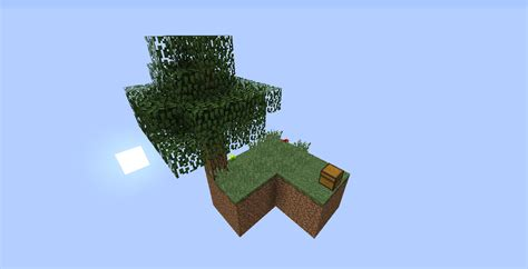 skyblock map skyblock 3 survival minecraft worlds curse