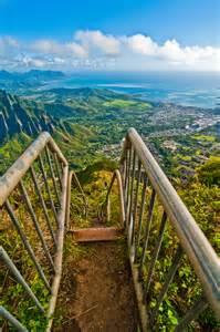 Haiku Stairs Oahu Hawaii