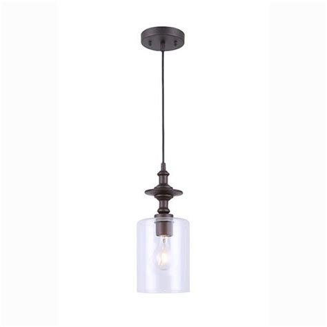 York Oil Rubbed Bronze 60 Quot 1 Light Pendant At Menards 174 Lights Menards