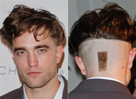 robert pattinson haircut 2016 new look hairstyle