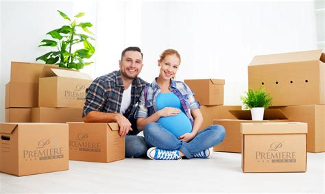 how to make moving easier on new or expectant mothers