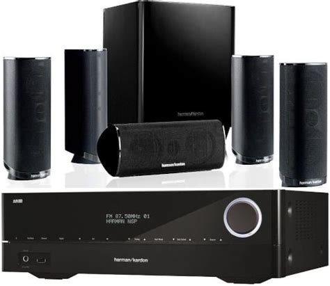 harman kardon 1716s 7 1 home theater system black