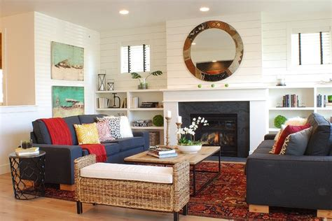 farmhouse livingroom modern farmhouse living room