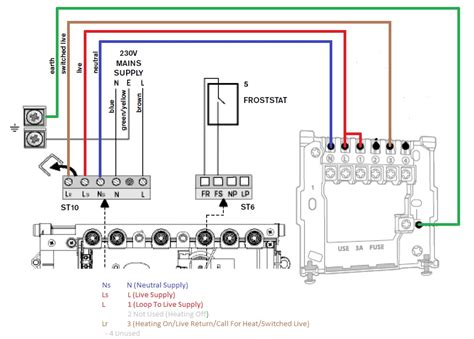wiring hive on worcester bosch greenstar 25 si or 30 si