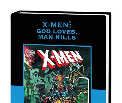 libro x men god loves man x men god loves man kills dm only hardcover x men