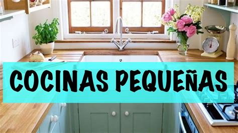 decoracion de interiores pequenas cocinas  youtube