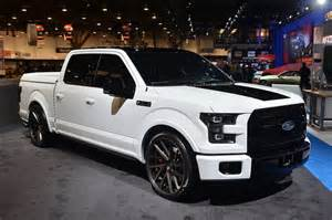 lightwurkz sema 2015 ford f150 with blacked out custom