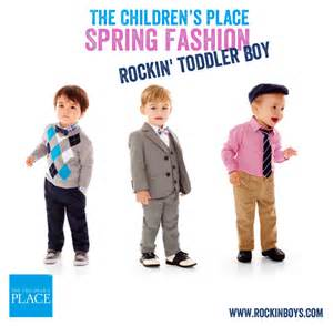 Spring Fashion at The Children's Place 2014 - Rockin' Boys ... Children S Place