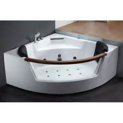 Eago Bathtub American Acrylic 48 Quot X 48 Quot Corner Whirlpool Tub Amp Reviews