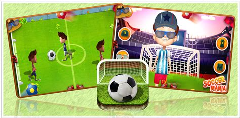 Soccer Mania soccer mania android sports be ready to hit score