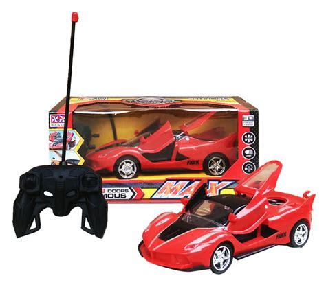 Kado Mainan Mobil Remote Rc Max Open 3 Doors toko mainan tokomainanonline