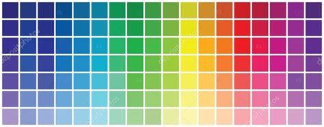 tavola colori rgb tavolozza dei colori vettoriali stock 169 radub85 20718435