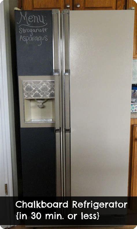 chalkboard paint price best 25 chalkboard paint refrigerator ideas on