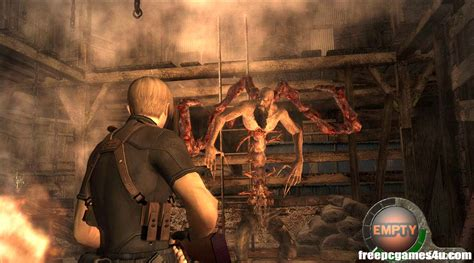 Free Download Resident Evil 4 Full Version Game For Pc | resident evil 4 full version pc game free download