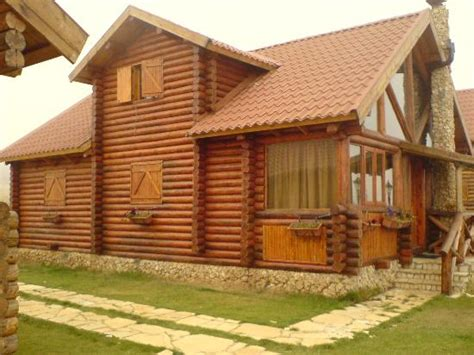 Log Cabin Lebanon by A Log Chalet Exterior Picture Of L Auberge Des Cedres