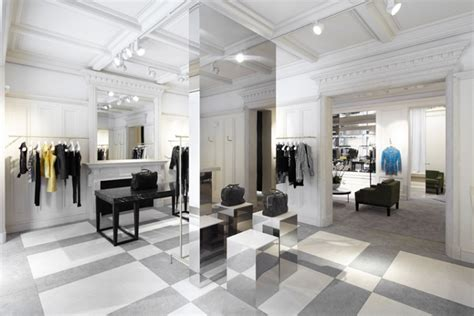home design stores london balmain store by joseph dirand london uk 187 retail