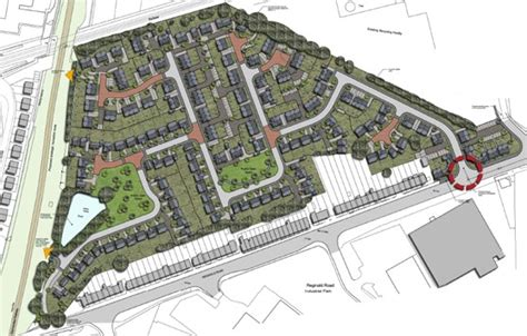 housing planner steven abbott associates llp st helens housing
