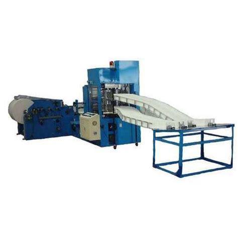 Paper Folding Machine Manufacturers In India - paper napkin machine paper napkin machine exporter