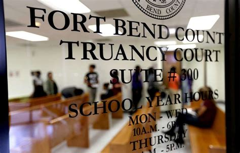 Fort Bend Court Records Houston Other School Districts Cited For Pushing Out