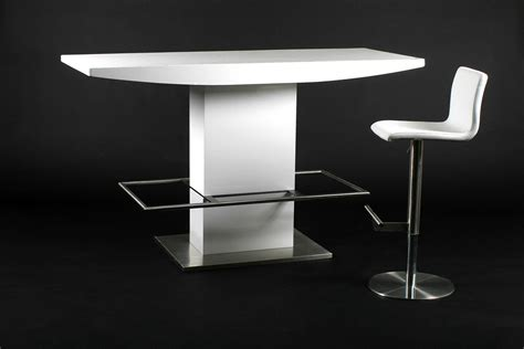 table haute bar