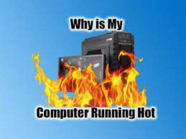 why is my computer fan so loud why is my computer running
