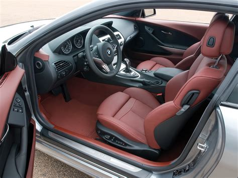 Bmw 6 Series Interior by 2008 Bmw 6 Series Interior Driver View 1280x960