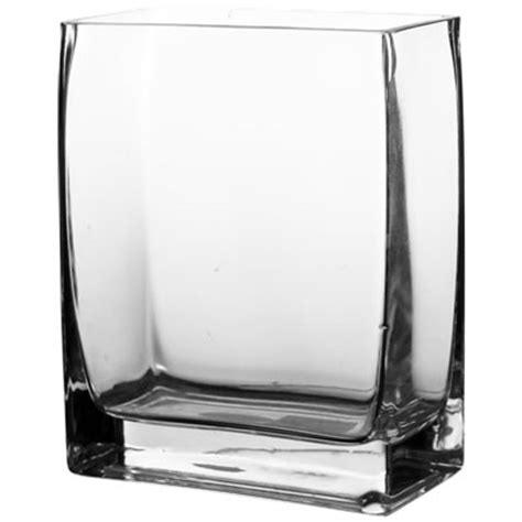 Cheap Rectangle Vases by Clear Rectangular Vases Vases Sale