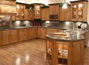 Pictures Of Kitchen Cabinets by Butterscotch Glazed Kitchen Cabinets Rta Cabinet Store