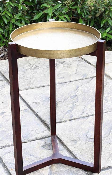 moroccan tile outdoor table decoart diy moroccan tile inspired outdoor end table