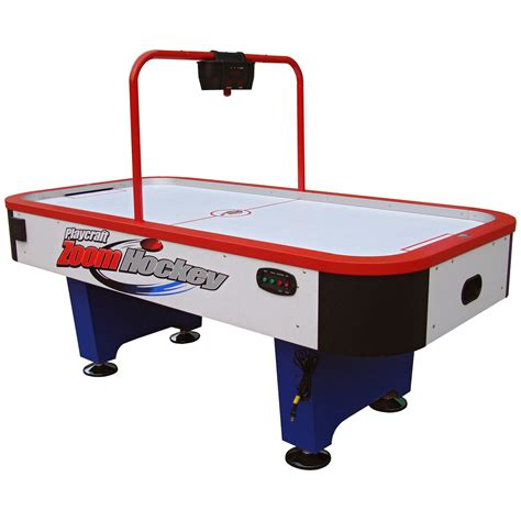 playcraft weston 7 ft air hockey table at hayneedle