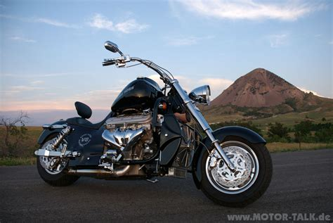 Boss Hoss Motorräder In Deutschland by Serienmotorr 228 Der Mit Pkw Motoren Teil 2 Boss Hoss