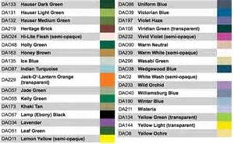 americana acrylic paint color conversion chart images mediums tools supplies