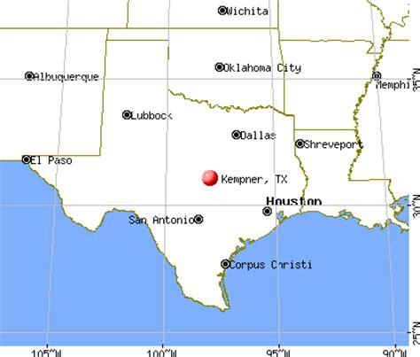 kempner texas map kempner j l biography