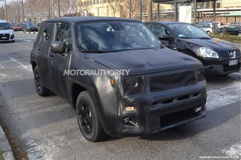 jeep jeepster 2015 2015 jeep jeepster spy shots with interior
