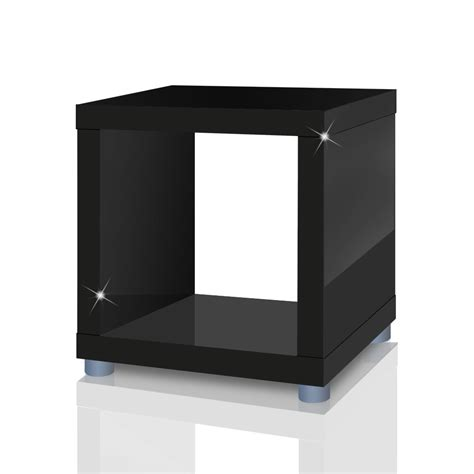 bücherregal 20 cm regalw 252 rfel schwarz bestseller shop f 252 r m 246 bel und