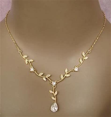 Set Mutiara Simple necklaces for wedding gowns adam necklace and earrings